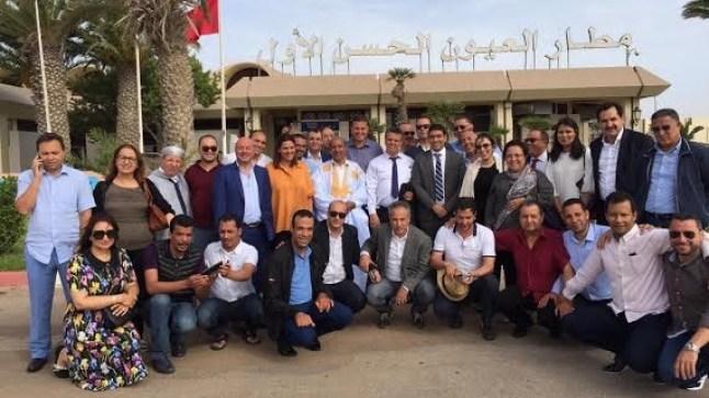 صراع زعامة حزب الأصالة والمعاصرة ينتقل للصحراء..