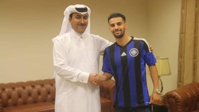 بوصوفة ينتقل إلى الدوري القطري..