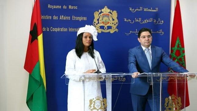 غينيابيساو تؤكد دعمها الثابت للمغرب فيما يخص قضية الصحراء..