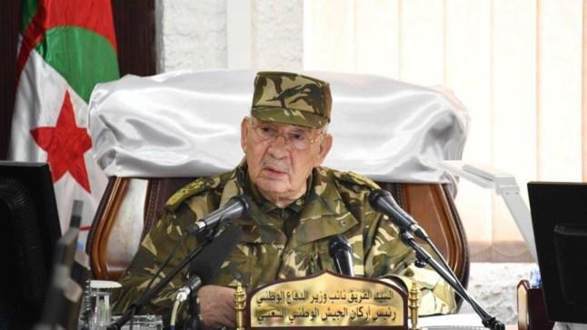 قايد صالح: نحذر أذناب العصابة من التشويش على الشعب قبل الانتخابات