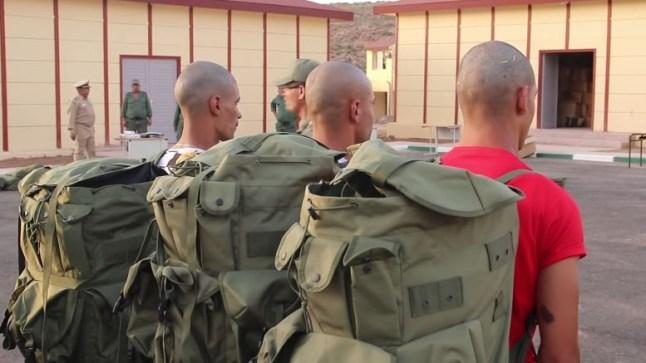 بعد رفضهم الإنصياع للأوامر العسكرية بثكنات الحاجب وكرسيف..اعتقال أربعة مجندين