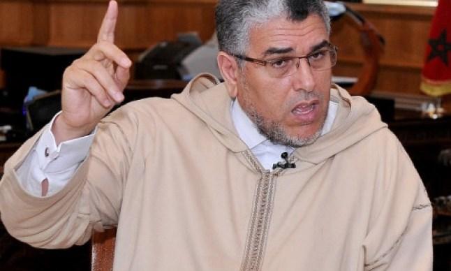 الرميد يحمل الحكومة والمجتمع مسؤولية تجاوز نقائص الوضع الحقوقي بالمغرب..
