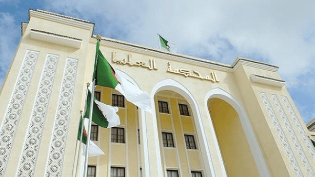 المفتش العام السابق لوزارة العدل الجزائرية رهن الحبس المؤقت!