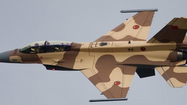 المغرب يعزز سربه بترسانة جديدة من مقاتلات إف16..