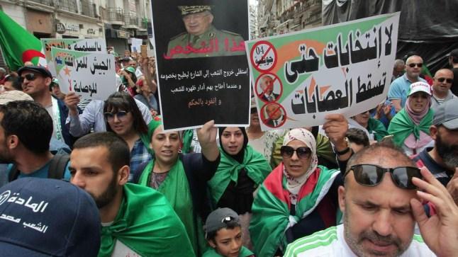 قايد صالح: الإنتخابات الرئاسية الجزائرية ستجرى في موعدها!