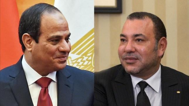 خلال استقباله لبوريطة.. السيسي يؤكد حرص مصر على تعزيز التعاون مع المغرب