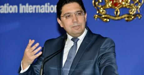 بوريطة: المغرب وإسبانيا يعملان على جعل علاقاتهما نموذجا للشراكة بين بلدين جارين