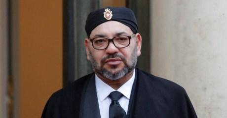 بلاغ للديوان الملكي: الملك يعطي تعليماته لإعادة مائة مواطن مغربي من الصين