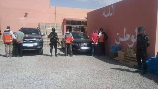 """عقوبات ثقيلة في حق المتورطين في ملف """"حشيش كليميم"""" !"""