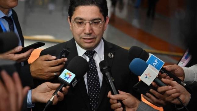 بوريطة: منذ عودة المغرب للاتحاد الإفريقي..هذه أول قمة لا يتضمن فيها تقرير مجلس الأمن والسلم التابع للاتحاد أي إشارة لقضية الصحراء