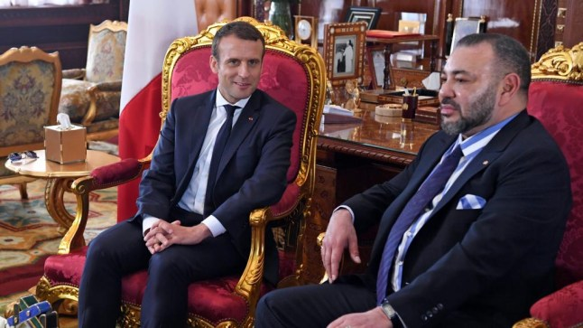 ماكرون يتدخل لإجلاء الفرنسيين الراغبين في مغادرة المغرب