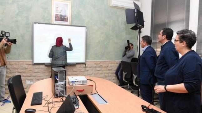 وزارة التعليم تعلن عن عطلة دراسية لأسبوع للتلاميذ والطلبة والأطر التعليمية
