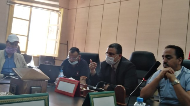 مديرية التعليم ببوجدور تطلق غدا حملات تحسيسية بمواصلة الانضباط للحجر الصحي
