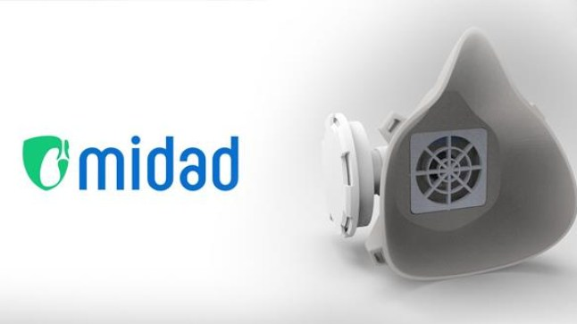 اختراع مغربي لإنتاج قناع مرتبط بتطبيق ذكي من أجل توقع وتتبع الإصابات