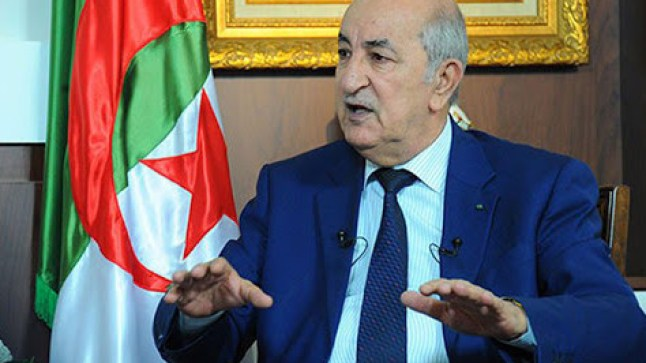 """الرئيس الجزائري يعفو عن أزيد من 5 آلاف سجين جزائري بسبب """"كورونا"""""""