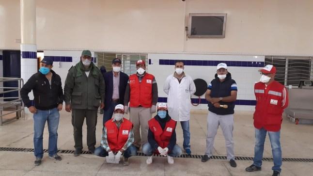 الحملات التحسيسية تنفتح على قرى الصيد البحري ببوجدور