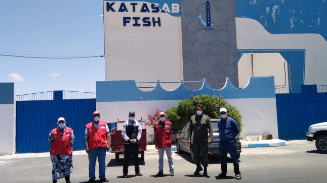 الحملات التحسيسية ببوجدور تستهدف عمال المؤسسات الصناعية