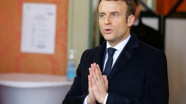 """""""ماكرون"""" يعلن رفع الحجر الصحي كليا عن فرنسا"""