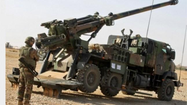 """المغرب يشتري أنظمة صواريخ فرنسية من نوع """"سيزار"""" مقابل 200 مليون يورو"""