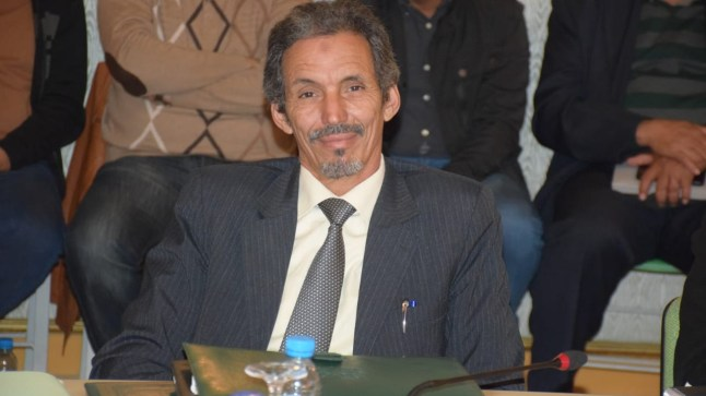 """""""الحنصالي"""" يشكل لجنة تحقيق في تسريب تسجيل صوتي لرجل تعليم ببوجدور، ومصادر """"شطاري"""" تنفي الواقعة"""