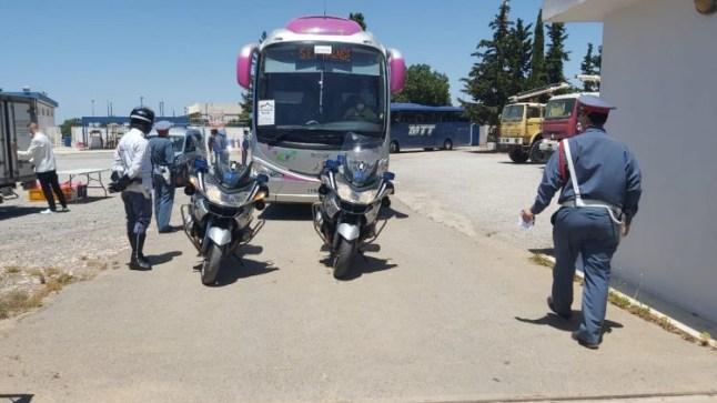 تسجيل 5 إصابات كورونا في صفوف المغاربة العائدين من الجزائر !