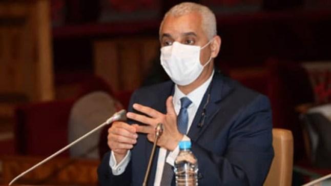 وزير الصحة محذرا: الوضع تحت السيطرة.. واحتمال موجة ثانية من كورونا وارد