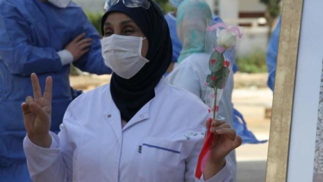 495 حالة مؤكدة بفيروس كورونا في صفوف الممرضين وتقنيي الصحة..