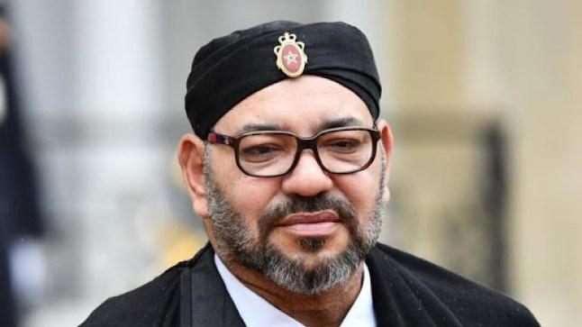 الملك يفتتح البرلمان بخطاب من القصر الملكي