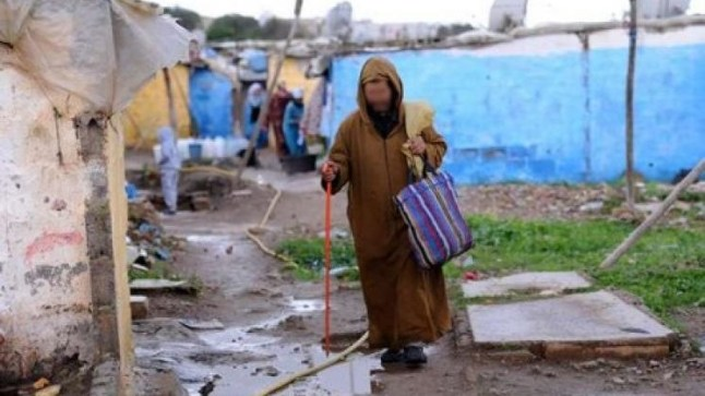 هيئة حقوقية تطالب بتعويضات عن الفقر للأسر المعوزة
