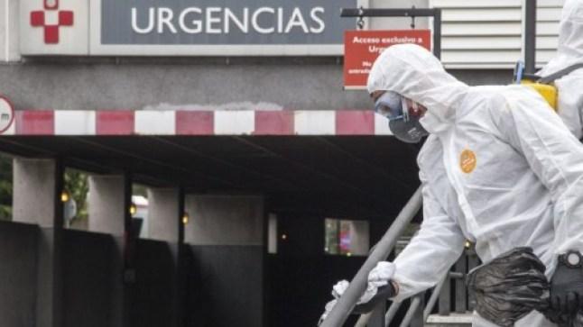 فيروس كورونا.. إسبانيا تتجاوز حاجز مليون إصابة مؤكدة بالوباء
