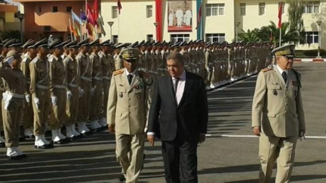 إعفاء جنرال القوات المساعدة و تعيين الجنرال الشاب دو ديفيزيون خالد جبران مفتشاً عاماًُ جديداً !