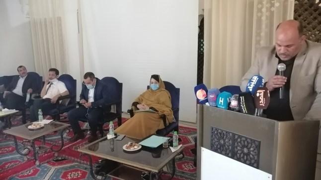 في لقاء صحفي. فعاليات مدنية بالصحراء تصدر نداء من أجل نبذ العنف والكراهية