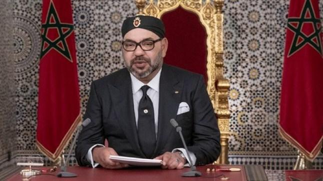 بلاغ الديوان الملكي.. الملك المغربي يُبدي استعدادا لزيارة موريتانيا