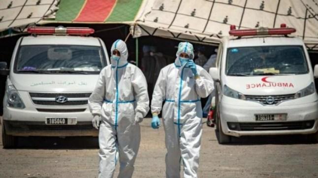 المغرب يسجل 2587 إصابة كورونا خلال 24 ساعة !