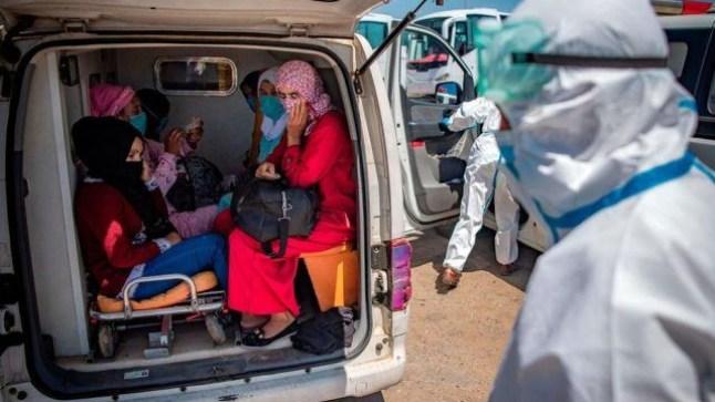 المغرب يسجل 4559 إصابة كورونا خلال 24 ساعة !