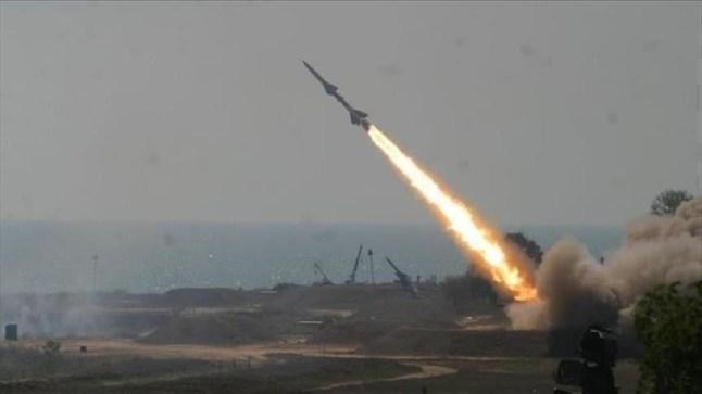 تزامنا وأزمة الگرگرات. الجزائر تطلق صاروخا باليستيا لأول مرة