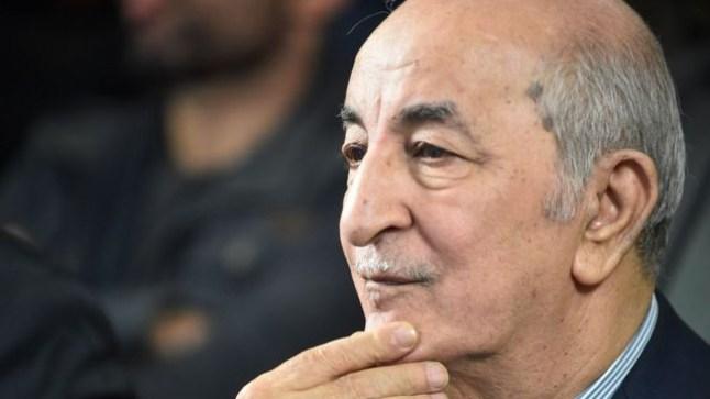 """عاجل. تعيين """"طرمة"""" رئيسا للجزائر خلفا ل""""تبون"""""""