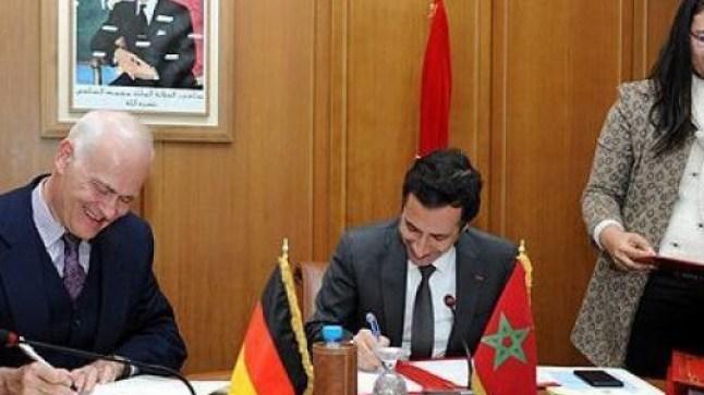 المغرب يستفيد من 1.3 مليار أورو في إطار التعاون التنموي المغربي – الألماني