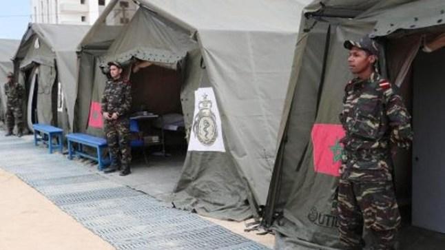 استدعاء الجيش للمشاركة في حملة التلقيح ضد كورونا !