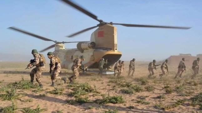 تنسيق بين الجيش المغربي و الإسرائيلي برعاية أمريكية !