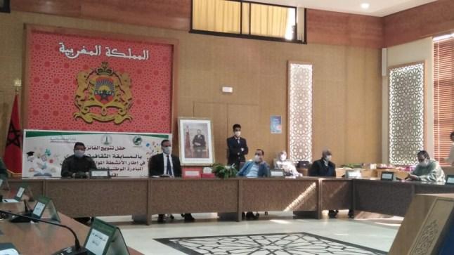 عامل بوجدور يترأس اجتماعا للجنة الإقليمية للتعليم ببوجدور