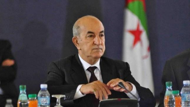 عودة الرئيس الجزائري بعد شهر من العلاج من مضاعفات كوفيد
