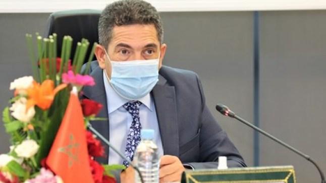 أمزازي: الوزارة استطاعت تأمين سير الدراسة بمختلف ربوع المغرب خلال جائحة كورونا