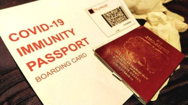 إسبانيا تدعو لإصدار بطاقة تلقيح أوربية للسماح بعودة إنعاش السياحة
