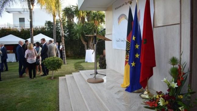 كورونا تغلق السفارة الألمانية بالمغرب!