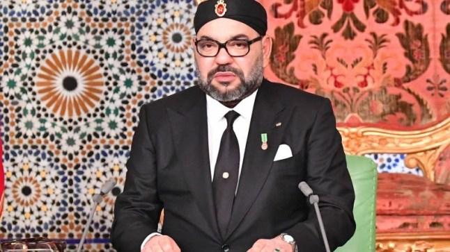 الملك محمد السادس يعزي السيسي في وفيات قطاري الصعيد