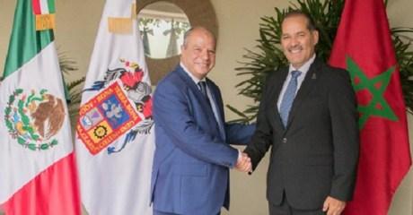 المغرب أول شريك تجاري عربي للمكسيك بصادرات قطع غيار الطائرات والسيارات