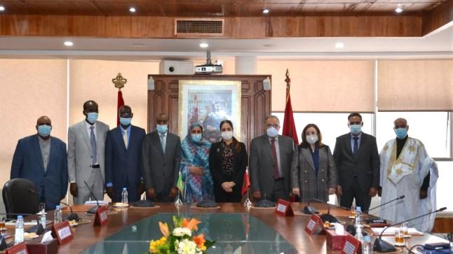 المغرب يشرع في التنزيل الفعلي للشراكة مع موريتانيا في قطاع الإسكان وبناء الطرق