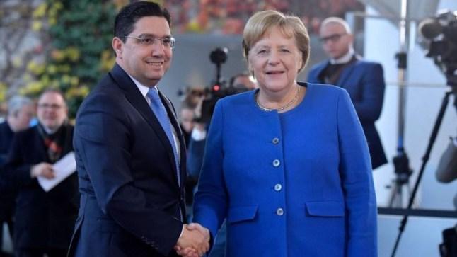 وزارة الخارجية الألمانية: وصلتنا رسالة المغرب وندرس خلفياتها