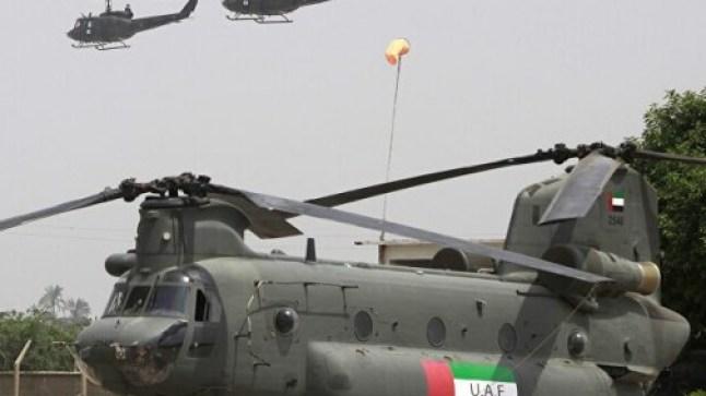 وفد عسكري إماراتي لتعزيز التعاون مع المغرب وموريتانيا